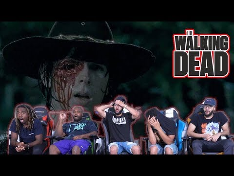 """The Walking Dead Season 6 Episode 9 """"No Way Out"""" Reaction/Review"""