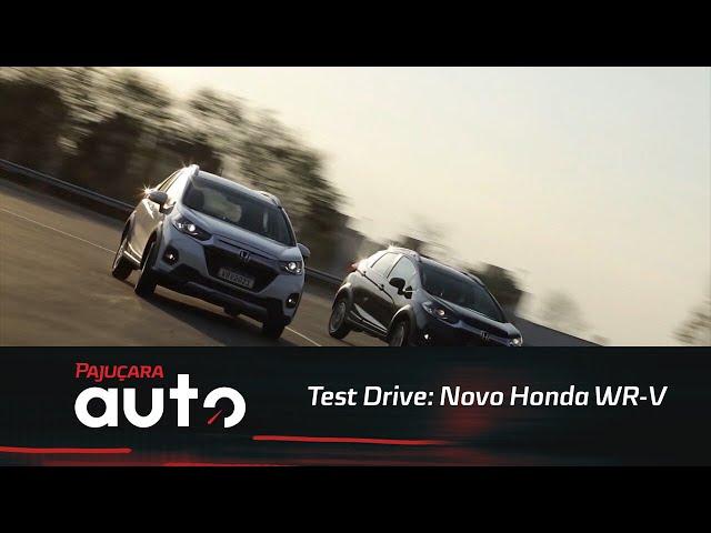 Test Drive: Novo Honda WR-V