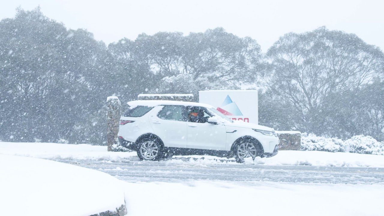 Thredbo Welcomes Land Rover to The Family