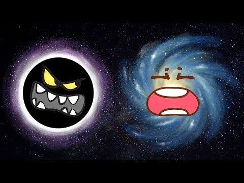 ЧЕРНАЯ ДЫРА съела вселенную. ИГРА Tasty Planet Forever #8 на Игрули TV