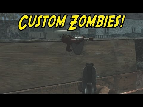 how to get custom maps on waw