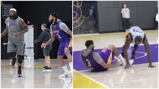 lakers-have-first-practice-dwight-howard-ad-get-tangled-up-rondo-in-the-starting-5