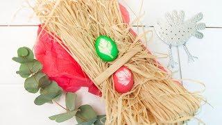 Яйца с рисунком | Пасхальные яйца