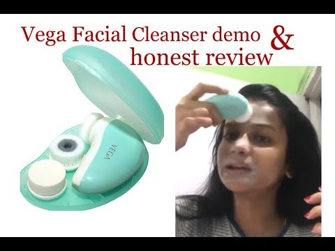 Vega Face Massager Demo & Honest Review / How to use Vega Face Massager and its advantages