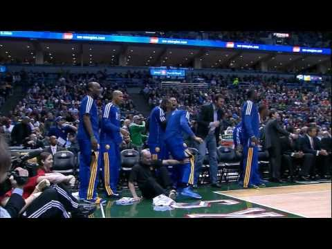 Golden State Warriors Top 10 Plays of the 2013 Season
