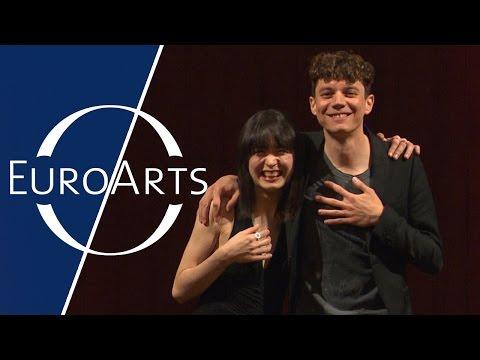 Alice Sara Ott and Francesco Tristano: Scandale