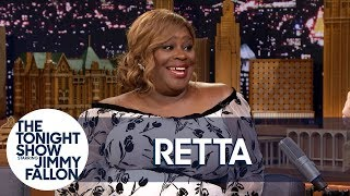 Retta Did Stand-Up at Her Friends' Artificial Insemination