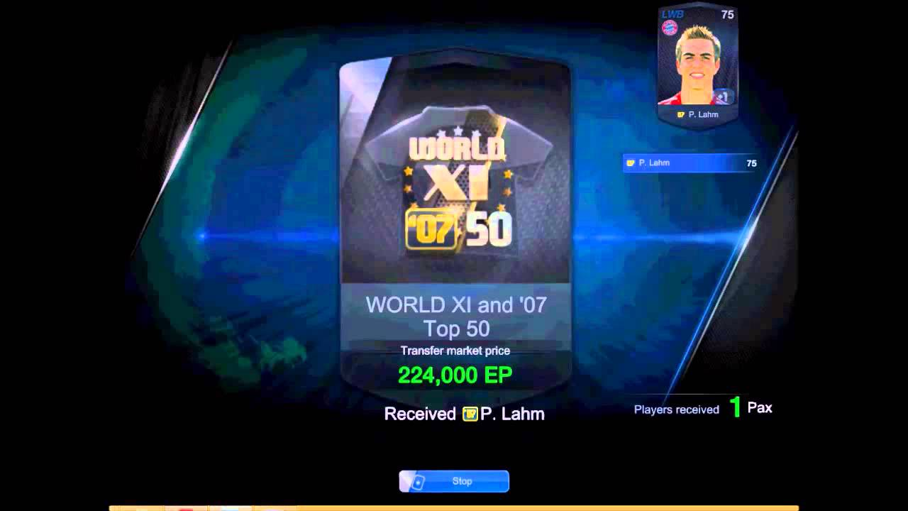 Fifa Online 3 Vip Membership Pack Opening Youtube