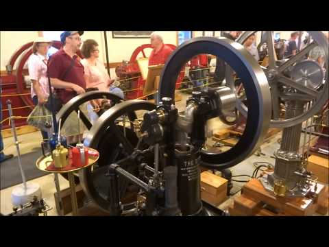 Coolspring Power Museum Engine Show Sights and Sounds June 2016