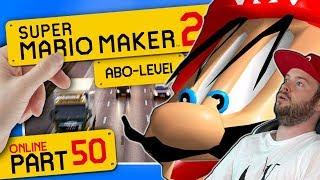 Mario spaziert auf AUTOBAHN 👷 SUPER MARIO MAKER 2 ONLINE #50