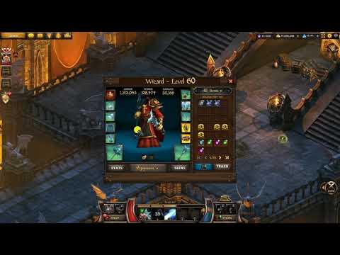 KR - Wizard Builds #5 (mimic, Archmage, Blast)