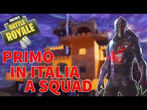 Sono Primo in italia in Squad ! - RT4K Fortnite Livello 100 -  15500Kills 800Wins [PC] [G1] Rekiins