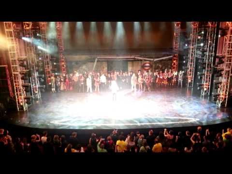 We Will Rock You London Final Performance 31/05/14