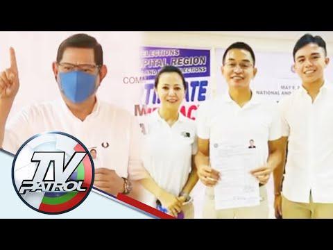 ALAMIN: Mga naghain ng kandidatura sa local posts, Oktubre 7   TV Patrol