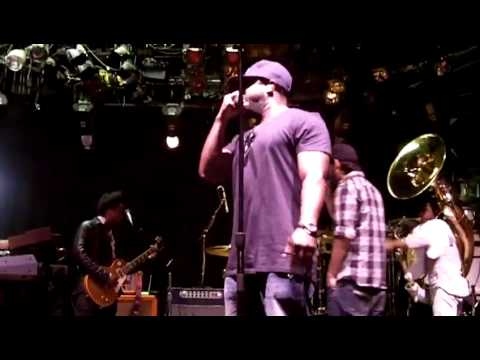 Mike Shinoda & Black Thought - I Have Not Begun (2009 Demo Live Soundcheck)
