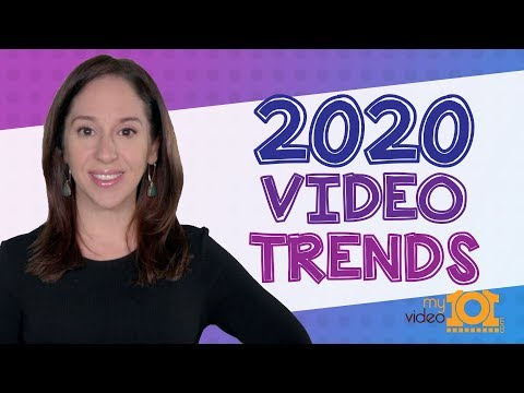 2020 Video Production Trends [7 TRENDS YOU NEED TO WATCH]