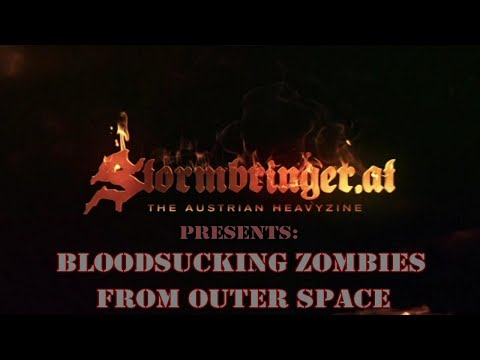 BLOODSUCKING ZOMBIES FROM OUTER SPACE Interview 2019 Mp3