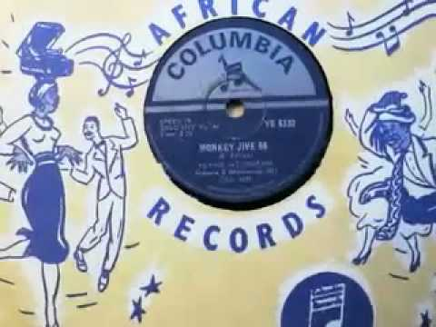 Monkey Jive 66  - Flying Jazz Queens
