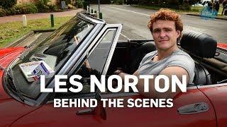 Les Norton - Behind The Scenes