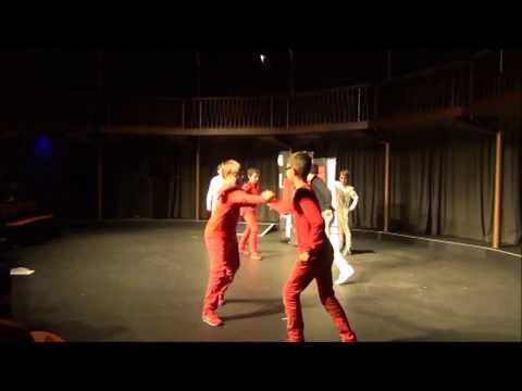 Romeo and Juliet, Albany Theatre, 14 November 2016, Shakespeare Schools Festival (dress rehearsal)