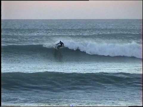 surfing secret sandies Taranaki NZ.