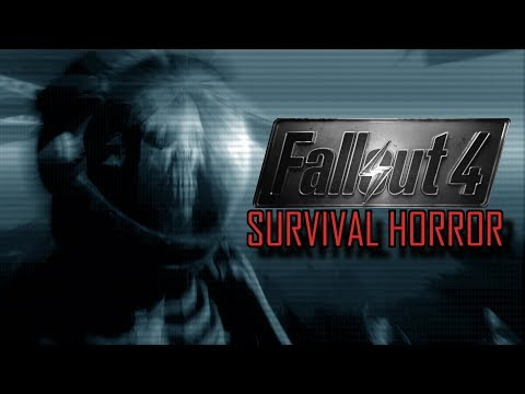 I Modded Fallout 4 Into a Survival Horror Game (FULL STREAM)