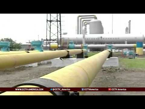 Russia threatens gas cutoff in Ukraine
