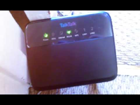 Talktalk frequently lost connections and no ADSL signal