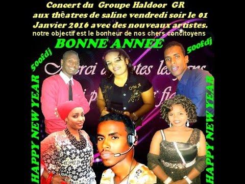HALDOOR GROUP - GR - PUBLICITE BONNE ANNEE 2016 !!! 01/01/2016 AUX THEATRES DES SALINES