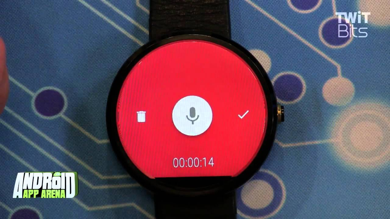 Wear Audio Recorder: Android App Arena 49