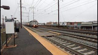 Railfan Jersey Avenue Along the NEC