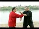 Wing Chun training with William Cheung