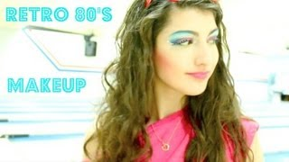 Cute N Crazy! Retro 80s Gal