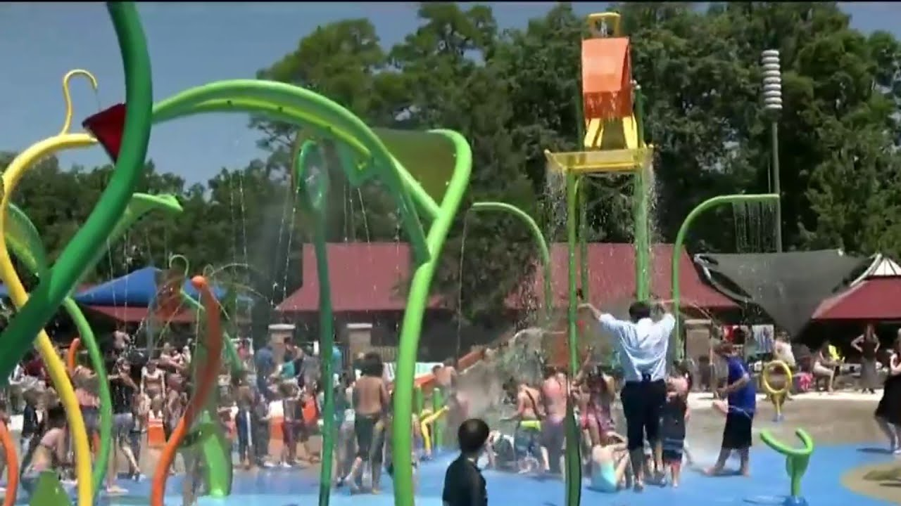 Sterling Heights Dodge >> Dodge Park In Sterling Heights Reopens With New Splash Pad Farmers