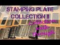 Stamping plate collection walkthrough