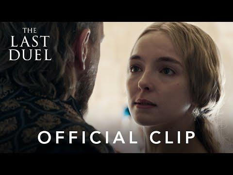 Official Clip | The Last Duel | 20th Century Studios