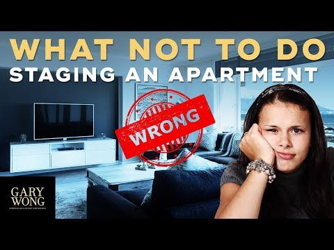 What NOT To Do When Staging An Apartment | Home Staging Tips Ep. 15