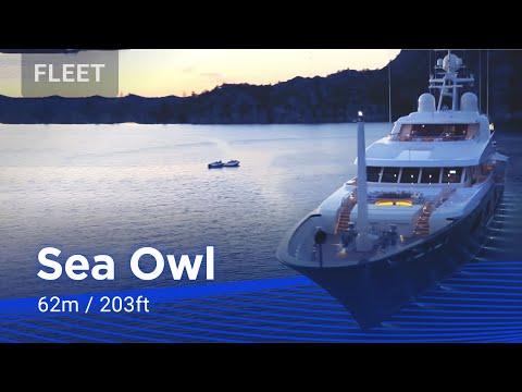 Feadship 62m Sea Owl