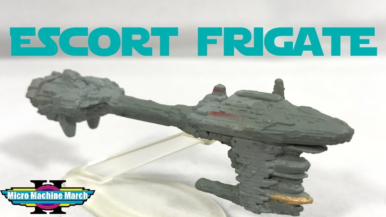 Micro Machines Star Wars Rebel Frigate