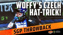 WOFFY'S CZECH HAT-TRICK! | FIM Speedway Grand Prix