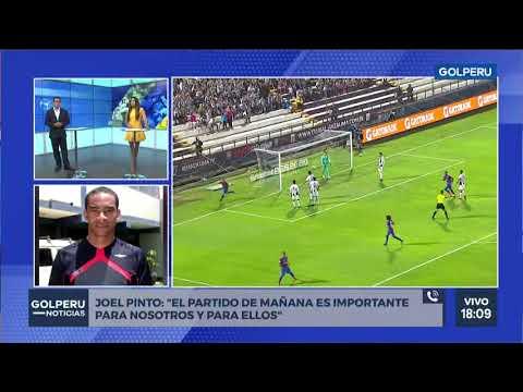 """Joel Pinto: """"Sport Huancayo debe cerrar un año muy bueno mañana ante Alianza Lima"""""""