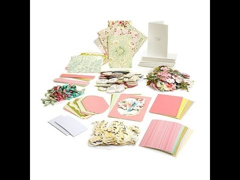 Anna Griffin Garden Window Cardmaking Kit