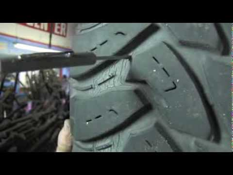 Remove Tire From Rim >> How to identify dry rotted tires | Gibson Truck World | - YouTube