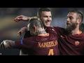 Villarreal 0 - 4  AS Roma   All Goals and Highlights !!! HD