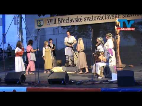 SÁMO 1. část Netradiční představení Břeclavského divadla.