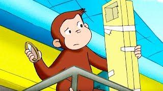 Curious George 🐵Curious George, Spy Monkey 🐵Kids Cartoon 🐵Kids Movies 🐵Videos for Kids