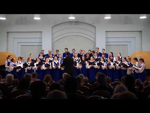Народная хоровая капелла БГУ - Fragile