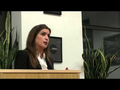 """Vanessa Neumann on """"The Terrorist-Criminal Nexus"""" at BGIA"""