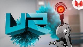Проблемный робот VR