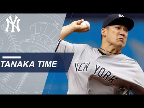 Tanaka tosses complete game shutout vs. Rays
